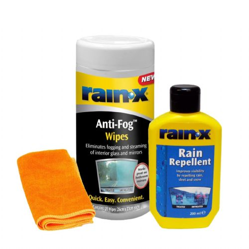 RainX Rain Repellent & Anti Fog